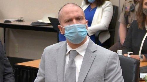 Fall George Floyd: Verurteilter Ex-Polizist Derek Chauvin geht in Berufung