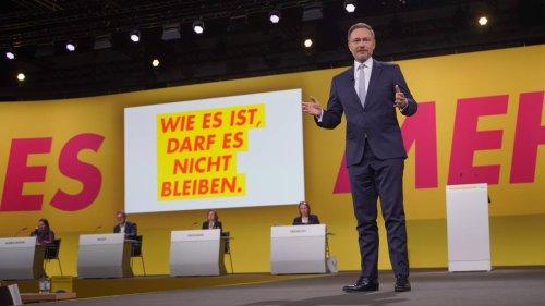 Regierungsbildung nach der Wahl: Die FDP legt sich nicht fest