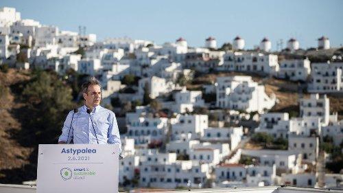 """Griechenland setzt auf """"grünen"""" Wasserstoff"""