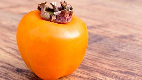 Kakifrucht mit oder ohne Schale essen?