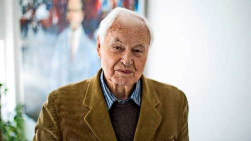 Ex-DDR-Ministerpräsident Modrow war 55 Jahre lang im Visier westlicher Dienste