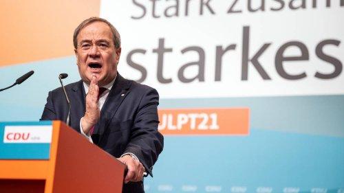"""Laschet über Spahn-Aussage: """"völliger Unsinn"""""""