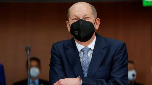 """Vor Befragung durch den Finanzausschuss: Scholz soll """"Ehrenerklärung"""" abgeben"""