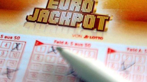 Eurojackpot am Freitag: aktuelle Gewinnzahlen