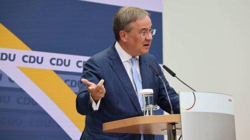 Umfrage: Deutliche Mehrheit kritisiert Laschets Griff nach Kanzleramt