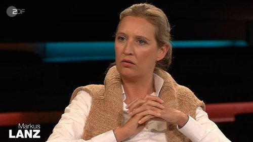 Markus Lanz kontert Alice Weidel – hitzige Diskussionen in ZDF-Talkshow