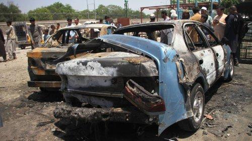 Afghanistan: Terrororganisation IS bekennt sich zu Anschlägen auf Taliban