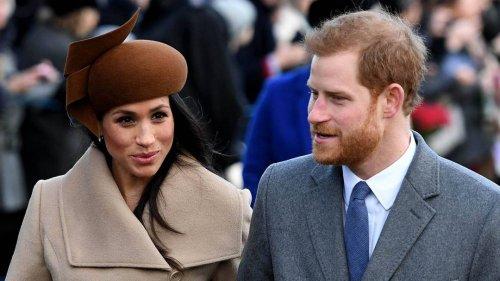 """Prinz Harry und Meghan laut """"Time"""" unter den """"einflussreichsten Menschen"""""""