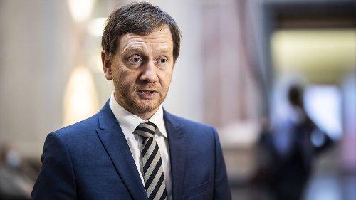 Sachsens Regierungschef Kretschmer schließt Corona-Impfpflicht nicht aus
