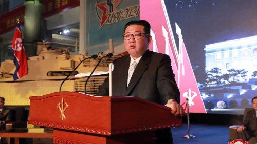 """Kim Jong Un: USA und Südkorea """"erhöhen die militärische Instabilität"""""""