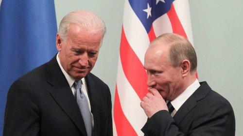 Biden-Putin-Gipfel – der Versuch, von vorn klein anzufangen