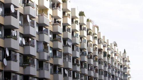 """Grüne wollen mit """"Mietenschutzschirm"""" Anstieg der Wohnkosten stoppen"""
