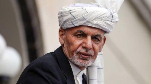 Taliban: Frieden in Afghanistan ist von Ghanis Rücktritt abhängig