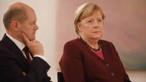 Merkel und Scholz wollen bei G20-Gipfel Beständigkeit signalisieren