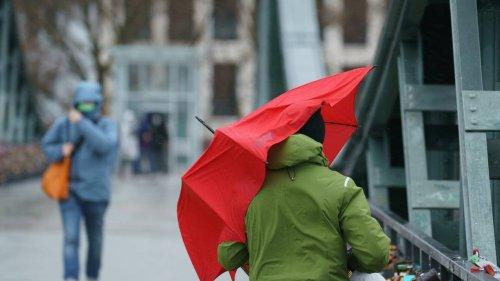 """Tief """"Ignatz"""": Wann kommt der Sturm wo in Deutschland an?"""