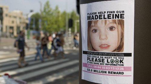 Fall Maddie McCann: Mordverdächtiger bisher nicht mit Vorwürfen konfrontiert