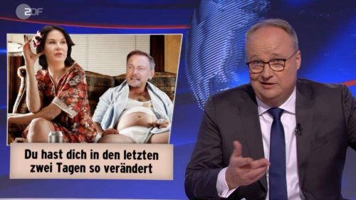"""""""heute-show"""" warnt Grüne vor FDP: """"Lasst euch doch nicht so über den Tisch ziehen"""""""
