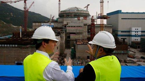 Chinas Atomaufsicht bestätigt Schäden an Brennstäben in Atomreaktor