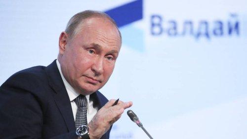 Putin verspricht schnelle Gaslieferung über Nord Stream 2