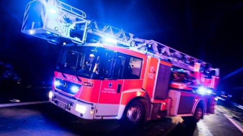 Rügen: Brand in Erlebnisdorf - 300000 Euro Schaden