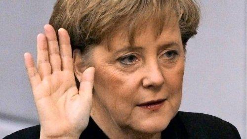 Entlassungsurkunde für Merkel - das Erfolgsrezept bleibt