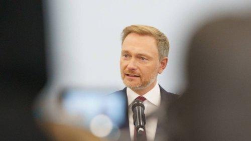 """Liveblog: """"Chance nicht verstreichen lassen"""" - Lindner verteidigt Zugeständnisse für die Ampel"""
