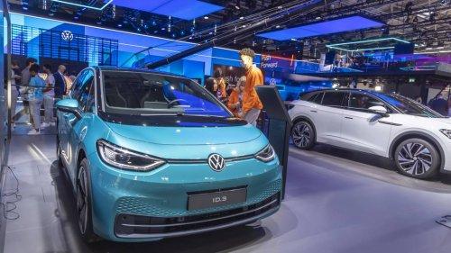 E‑Mobilität: Volkswagen erstmals stärkste Marke bei Stromern