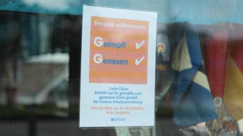 Inzidenz erneut gesunken: RKI meldet 11.022 Corona-Neuinfektionen in Deutschland