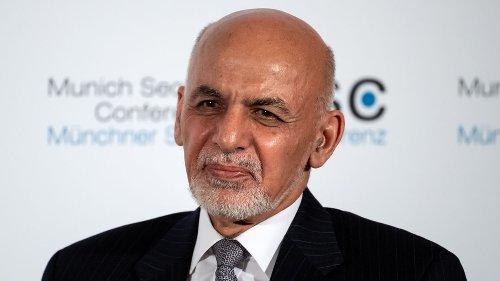 Afghanistan: Präsident Ghani rechnet nicht mit Machtübernahme der Taliban