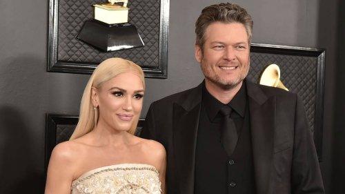 Musikstars Gwen Stefani und Blake Shelton haben geheiratet