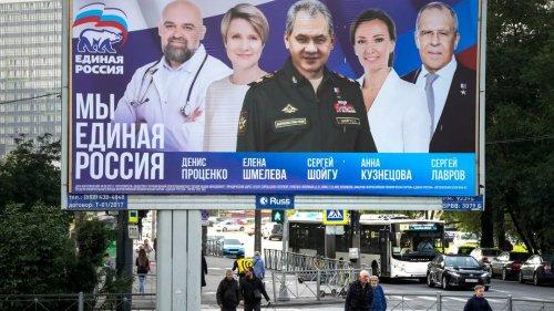 Duma-Wahl in Russland: Die Alten setzen auf Stabilität – den Jungen ist vieles egal