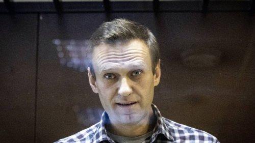 Wahl in Russland:Kremlgegner Nawalny darf nicht abstimmen