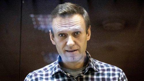 Kremlgegner Nawalny klagt erneut gegen Folter im Gefängnis