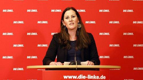 Linken-Chefin Wissler will rot-rot-grüne Mehrheit nutzen