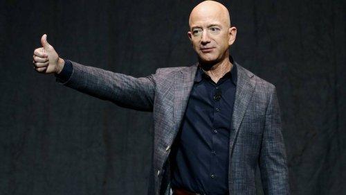 Nächste Station Weltall: Bezos tritt als Amazon-Vorstandschef ab