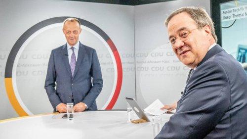 """Laschet und Merz wollen """"klimaneutrales Industrieland"""""""