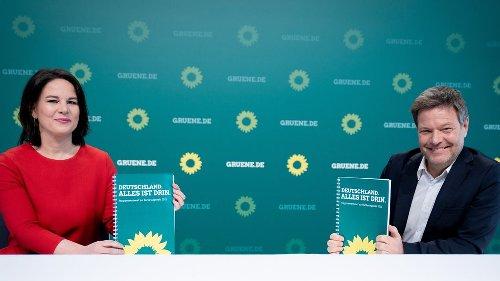 Grünen-Parteitag: Was von 3280 Änderungsanträgen übrig bleibt
