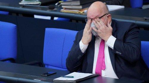 Wie CDU-Minister Altmaier kurz zum Sozialisten wurde