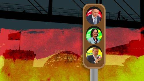 Ampel oder Jamaika? Diese Klippen müssen Union, FDP, SPD und Grüne jetzt umschiffen