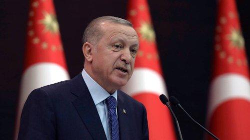 Türkischer Präsident Erdogan erklärt deutschen Botschafter zur unerwünschten Person