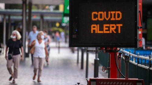 Trotz Lockdown: Delta-Variante breitet sich in Australien weiter aus