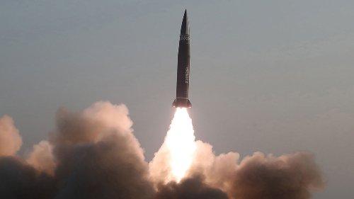 Medien in Nordkorea kritisieren Ende von Raketen-Richtlinien für Seoul