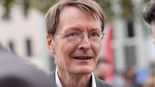 """Lauterbach sieht in seiner Direktwahl """"Votum für unsere Corona-Politik"""""""
