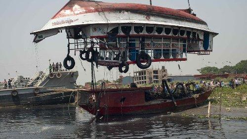 Mindestens 26 Tote nach Bootsunglück in Bangladesch