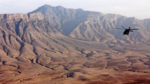 Afghanistan: US-Soldaten verlassen Bagram-Stützpunkt