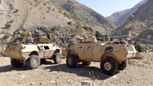 Afghanistan: Russland und China schließen sich gegen Taliban zusammen