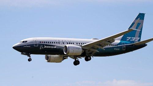 Boeing 737 Max: Produktionsmängel reichen bis ins Cockpit