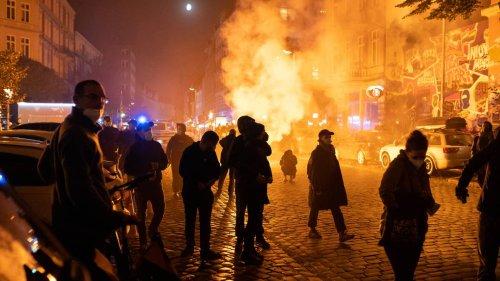 Nach Räumung in Berlin: Linksautonome Demos in Berlin und Hamburg