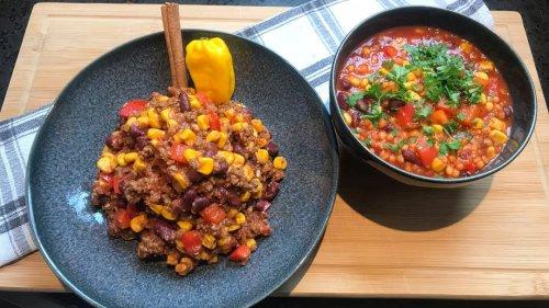 Ob con oder sin Carne: Diese Chilis heizen richtig ein