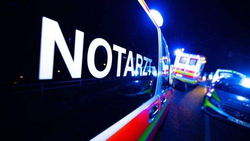 Tödlicher Verkehrsunfall auf B 45 im Kreis Offenbach